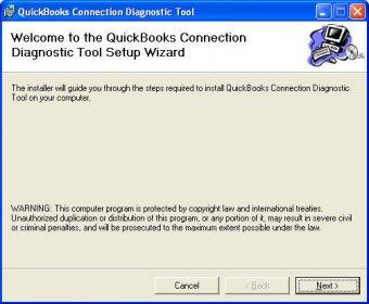 installing QuickBooks connection diagnostic tool