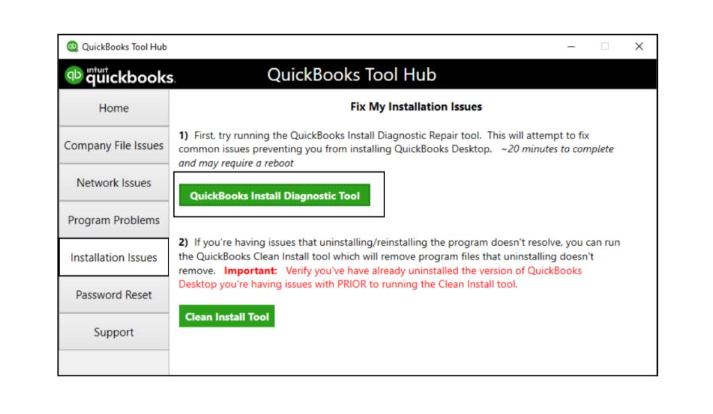 quickbooks file repair