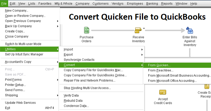 Steps to Convert Files via 'Utilities'