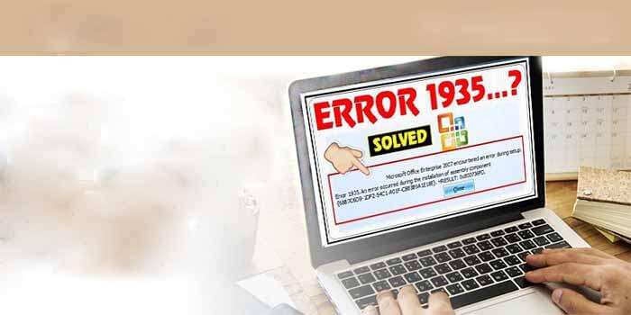QuickBooks Error 1935: Proven Methods To FIX It! (Guide)