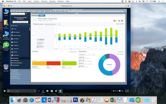 quickbooks enterprise desktop for mac