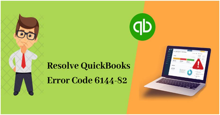 How to Fix Quickbooks Error 6144 82 Permanently!