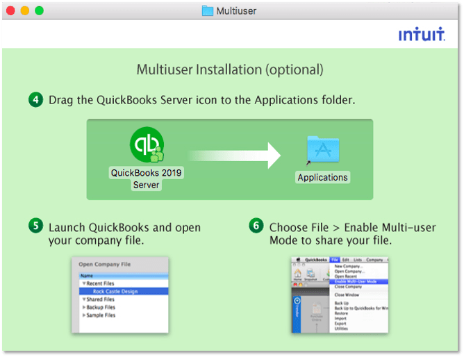 quickbooks enterprise solutions for mac