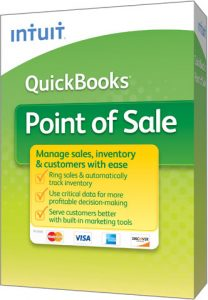 quickbooks point of sale package