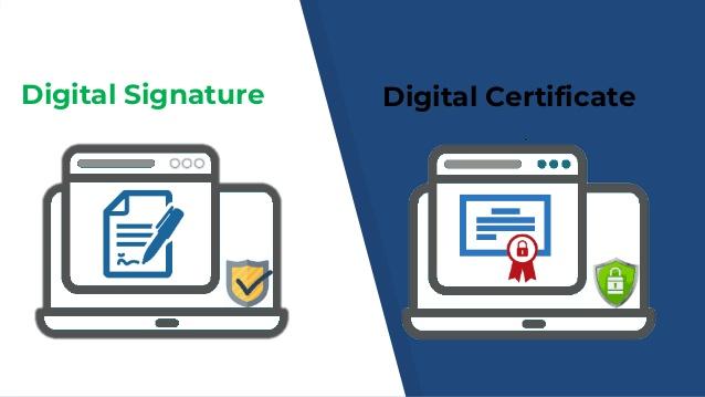 Install a Digital Signature Certificate