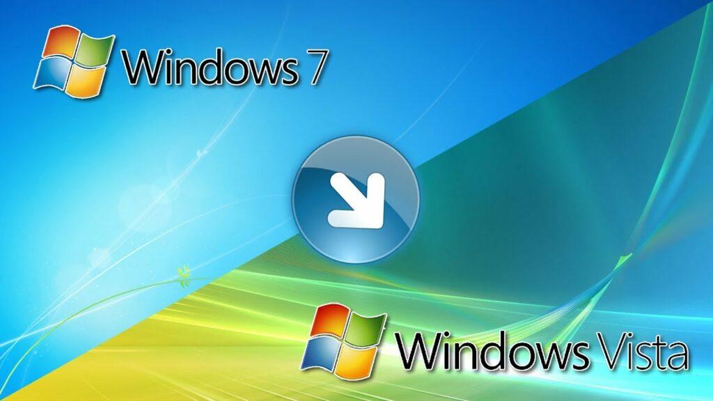 Windows 7 and Vista