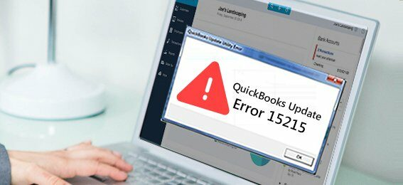 Causes of Quickbooks Maintenance Release Error 15215