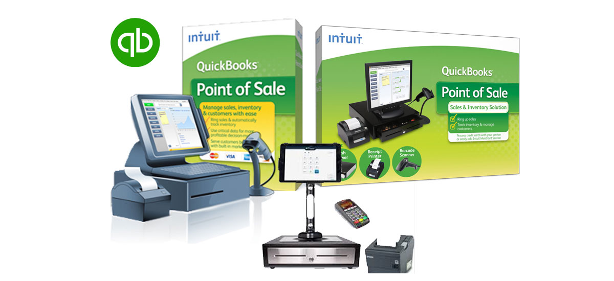 Quickbooks Point of Sale System Requirements