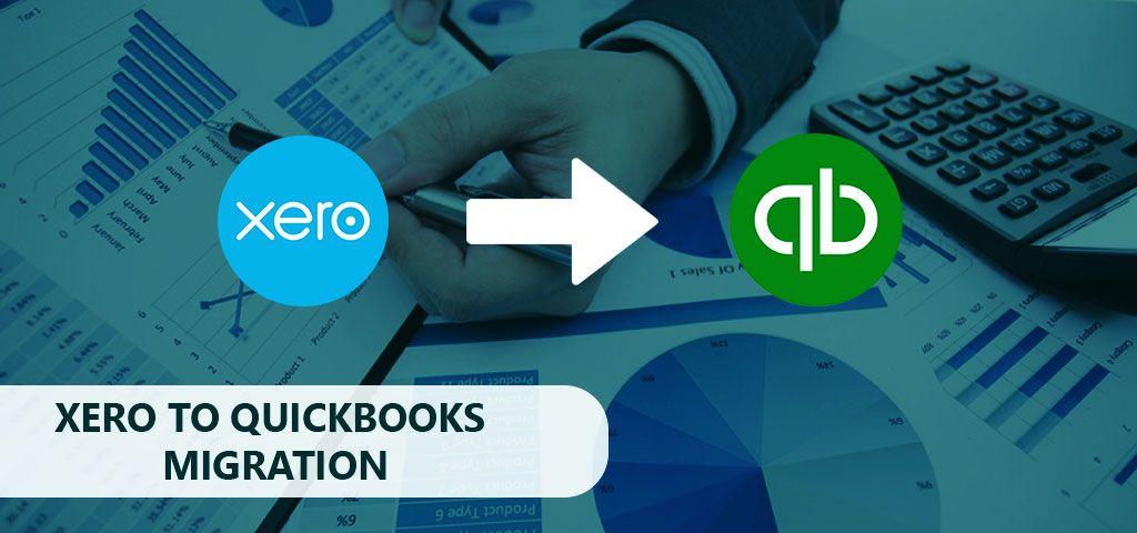 tips to convert xero to quickbooks online